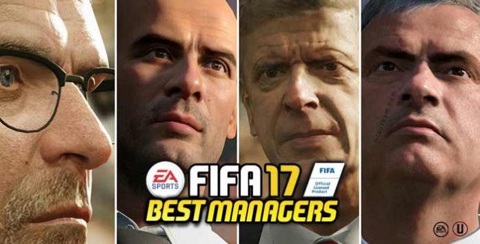 Os Melhores Treinadores do Mundo para a Electronic Arts