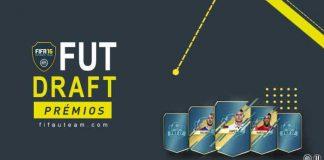 Premiação do Modo FUT Draft para FIFA 17 Ultimate Team