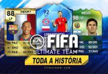 Toda a História de FIFA Ultimate Team