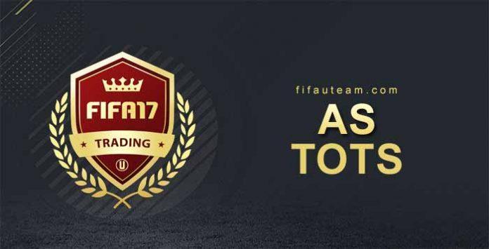 O Trading e as Team of the Season de FIFA 17