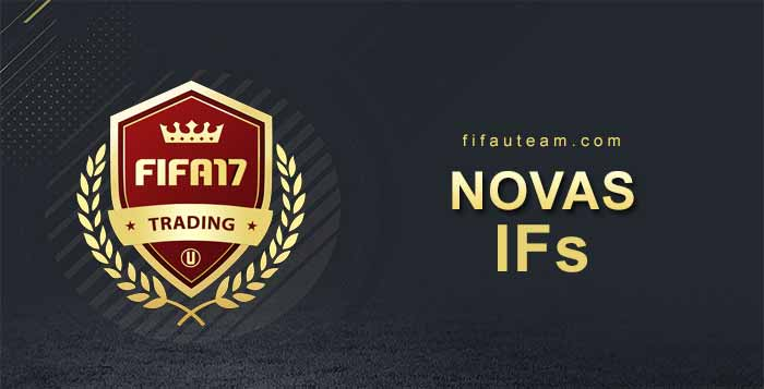 Os Preços das Novas IFs em FIFA 17 Ultimate Team