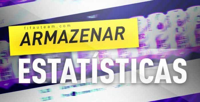 Armazenar Estatísticas de Jogo
