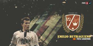 Lendas de FIFA: Emilio Butragueno, 'El Buitre'