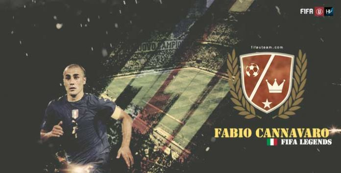 Lendas de FIFA: Fabio Cannavaro