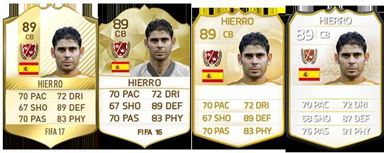 Lendas de FIFA: Fernando Hierro