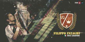 """Lendas de FIFA: Filippo Inzaghi, """"Pippo"""""""