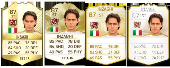Lendas de FIFA: Filippo Inzaghi