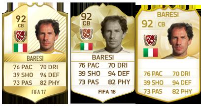 Lendas de FIFA: Franco Baresi