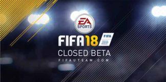 Beta Fechada de FIFA 18 - Perguntas e Respostas