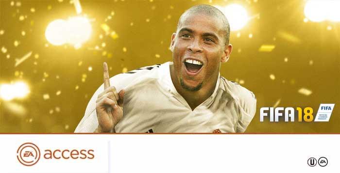Guia do EA Access para FIFA 18
