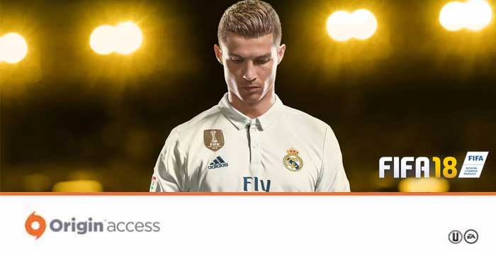 Guia do Origin Access para FIFA 18 Ultimate Team