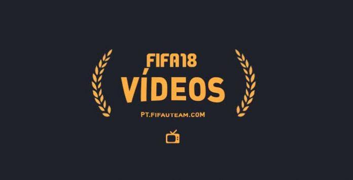 Vídeos de FIFA 18 - Trailers e Teasers Oficiais de FIFA 18