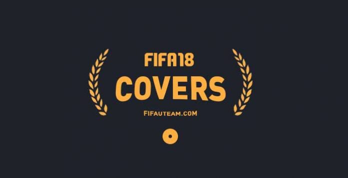 FIFA 18 Covers and FIFA 18 Cover Vote