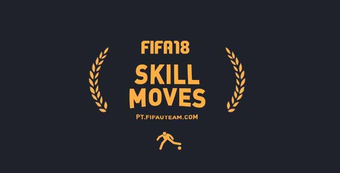 Guia de Skill Moves para FIFA 18