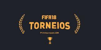 Todos os Torneios de FIFA 18 Ultimate Team