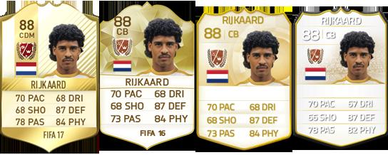 Lendas de FIFA: Frank Rijkaard