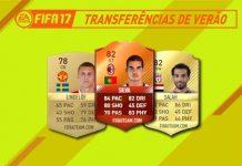 Guia de Transferências de Verão de FIFA 17 Ultimate Team