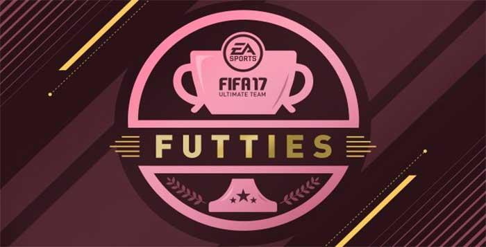 FUTTIES de FIFA 17: Lista de Nomeados e Vencedores