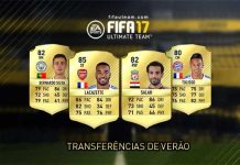 Lista de Transferências de Verão de FIFA 17 Ultimate Team