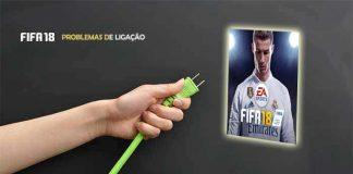 Guia de Resolução de Problemas de Ligação a FIFA 18