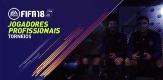 Torneios de FIFA 18 de Jogadores de Futebol Profissional
