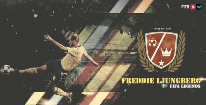 Lendas de FIFA: Freddie Ljungberg