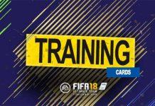 Guia de Cartas de Treino para FIFA 18 Ultimate Team