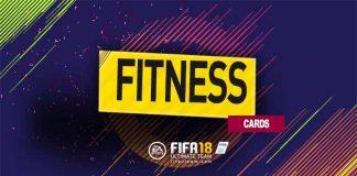 Guia de Cartas de Fitness para FIFA 18 Ultimate Team