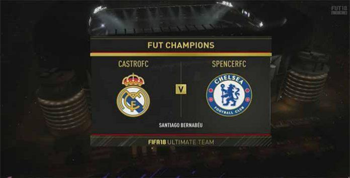 Novidades de FUT 18 - Squad Battles, Objectives e Champions Channel