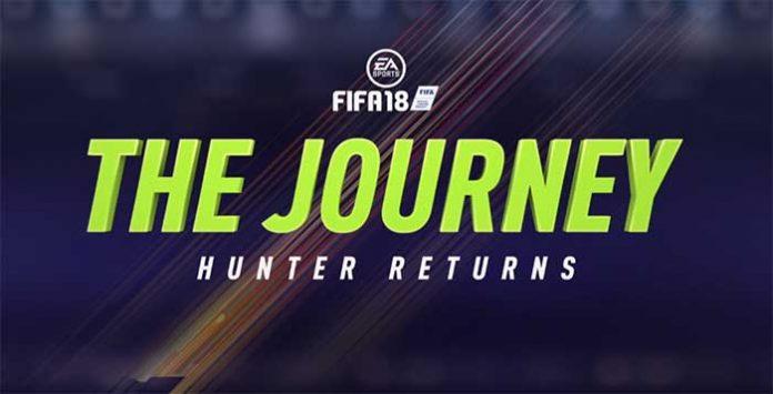 A Jornada: Hunter Regressa - O Modo História de FIFA 18