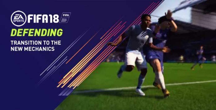 Como Defender em FIFA 18