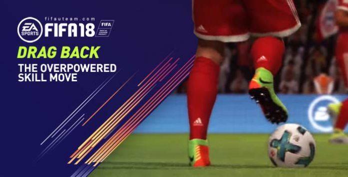 Puxando a Bola para trás no FIFA 18