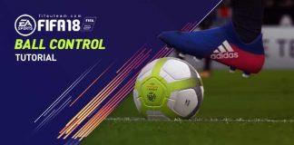 Controle de Bola no FIFA 18