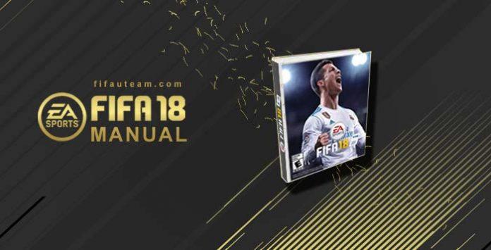 Manual de FIFA 18 - As Instruções Digitais do Jogo