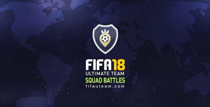 Squad Battle Fifa 18