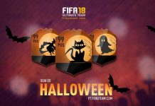 Halloween para FIFA 18 Ultimate Team - Guia Completo
