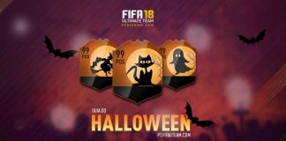 Halloween para FIFA 18 Ultimate Team - Guia Completo