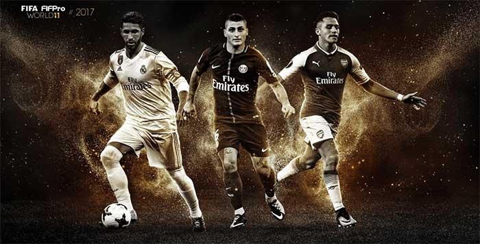 FIFPro World 11 - A Potencial TOTY de FIFA 18 Ultimate Team