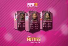 Guia de Cartas Rosa FUTTIES de FIFA 18 Ultimate Team