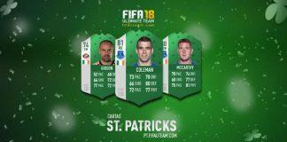 Guia das Cartas Verdes de St. Patricks Day em FIFA 18
