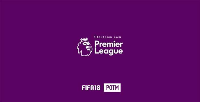 Jogador do Mês da Premier League em FIFA 18