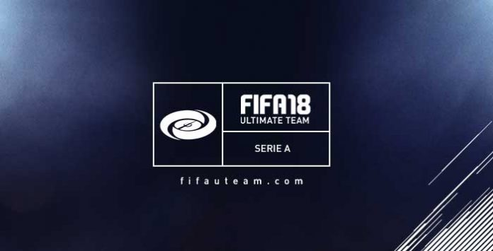 Guia da Serie A para FIFA 18 Ultimate Team