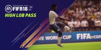 Tutorial de Cruzamentos Altos no FIFA 18