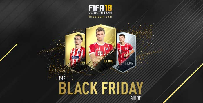 Black Friday para FIFA 18 Ultimate Team - Guia Completo 679f325379715