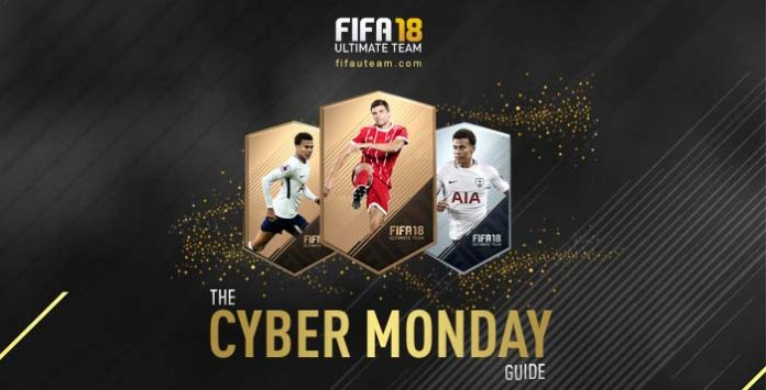 Cyber Monday para FIFA 18 Ultimate Team - Guia Completo