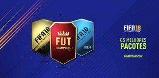 Os Melhores Pacotes para Comprar em FIFA 18 Ultimate Team