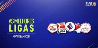 As Melhores Ligas para Jogar em FIFA 18 Ultimate Team