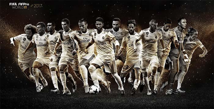 Vote na sua Team of the Year de FIFA 18 Ultimate Team
