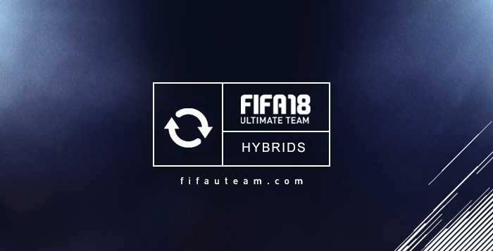 Guia das Equipas Híbridas para FIFA18 Ultimate Team