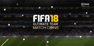 Prémios de Moedas de Jogo em FIFA 18 Ultimate Team